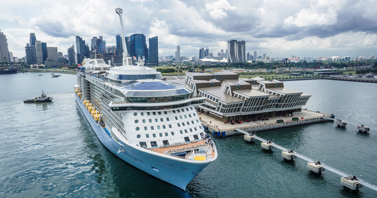 Royal Caribbean adds another Singapore Season for Quantum of the Seas till April 2021