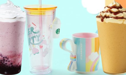 Here are the new Frappuccinos and Vera Bradley merchandise you can collect at Starbucks Singapore today