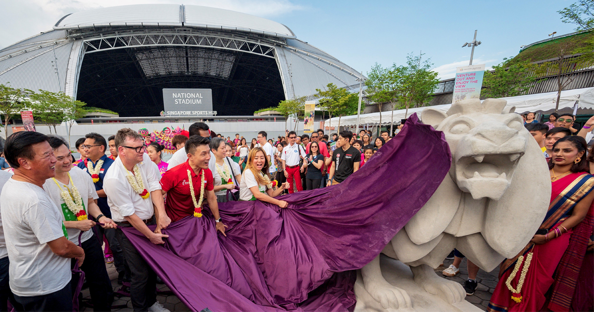 The Kallang Story – Singapore Sports Hub's first sports, arts, and heritage trail