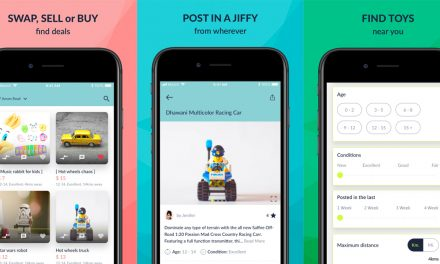 Toy Around – Singapore's first-ever free-to-download toy marketplace app