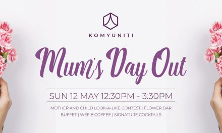 5 Cool Ways to Pamper Your Mom this Mother's Day [see Promo Code inside for free dining]