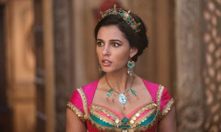Disney's Live Action Remake of Aladdin (2019) Turns the Spotlight on Princess Jasmine