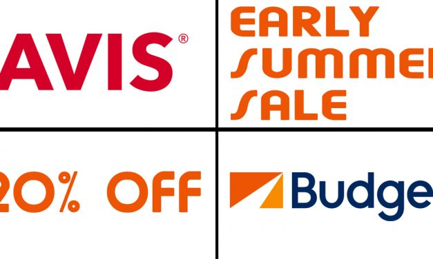 Book with Avis or Budget this May to enjoy up to 20% off in over 40 destinations