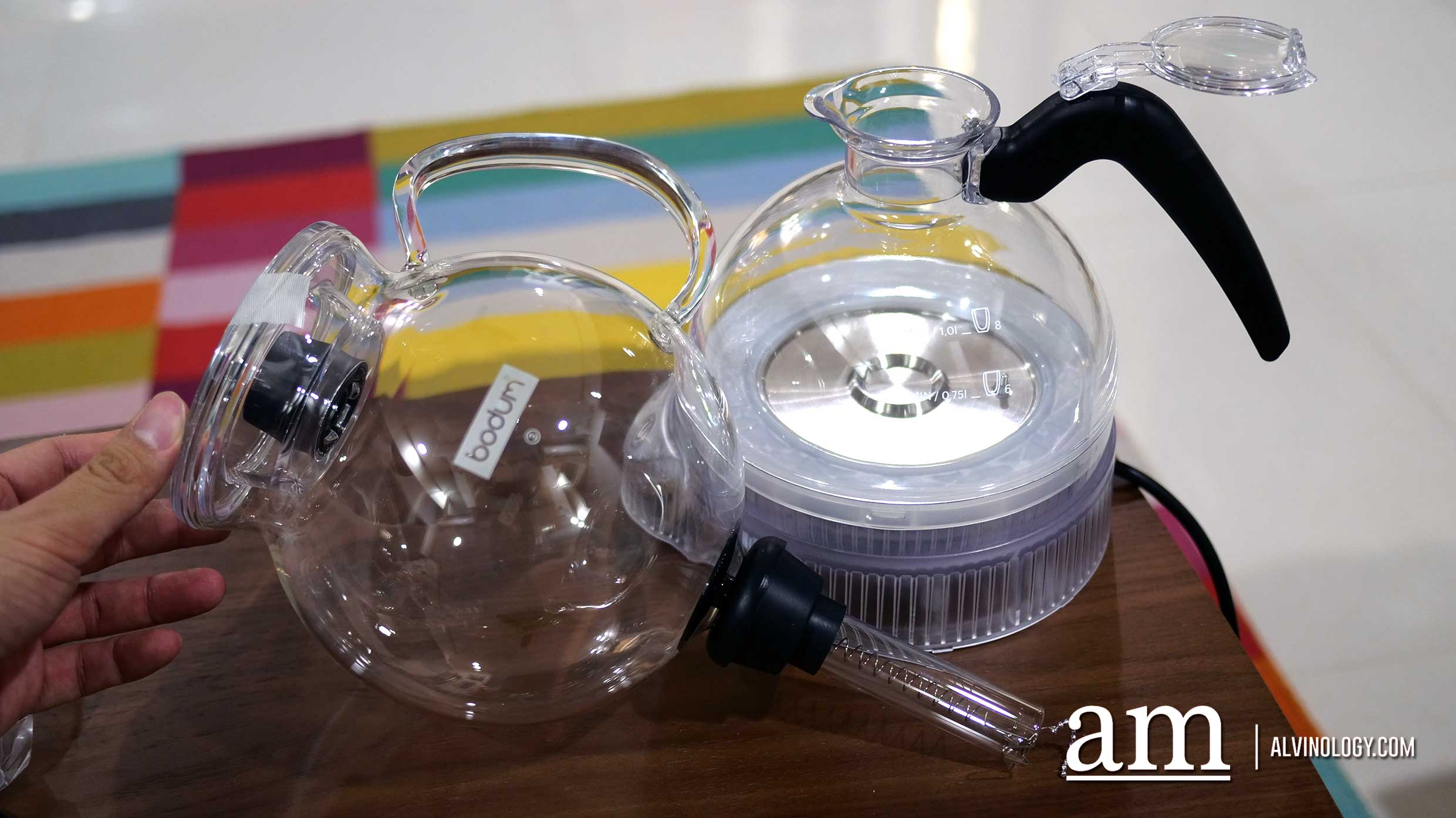 [GIVEAWAY] DIY your own artisanal coffee in your home kitchen with BODUM - Alvinology