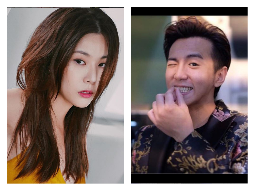 Carrie Wong and Ian Fang leaked texts also show disapproval of Lawrence Ong as a co-star - Alvinology