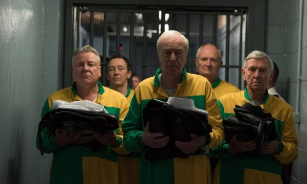 [Movie Review] King of Thieves (2018/19)