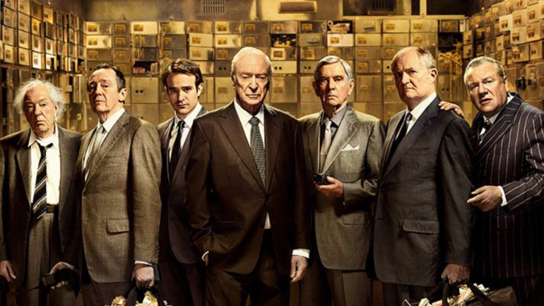 [Movie Review] King of Thieves (2018/19) - Alvinology