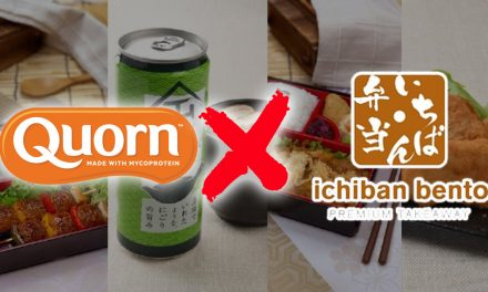 Quorn x Ichiban Bento unveil Meat-free Bentos for the conscious Singaporean