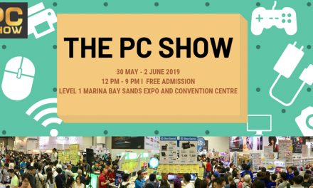 Mark your calendars from 30 May to 2 June – The PC Show 2019 will be showcasing the latest gadgets at irresistible price