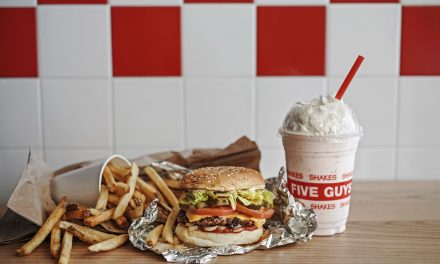 America's favourite burger brand Five Guys to open in Singapore later this year