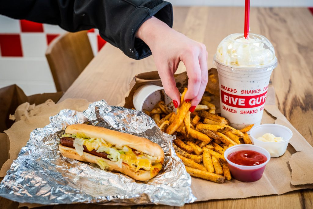 America's favourite burger brand Five Guys to open in Singapore later this year - Alvinology