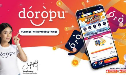 Asia's first price drop Shopping App Doropu lands in Singapore
