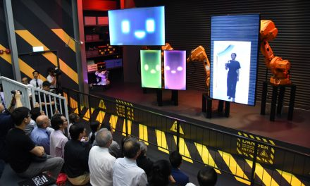Future Makers Exhibition – Here are the 5 themed zones with 15 interactive exhibits