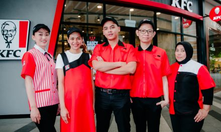 KFC x Thomas Wee: KFC Singapore launches brand-new uniforms in recognition of its staff
