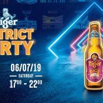 Have a helluva good time at the first-ever Tiger District Party this 6 July at BUNKERBUNKER