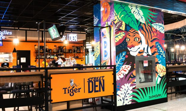 """Tiger Beer opens second experiential concept store """"Tiger Street Den"""" in Dubai"""