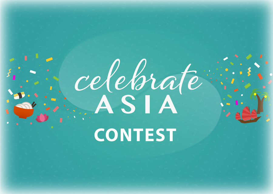 Stand to win USD1,800 travel vouchers in CNA's Celebrate Asia Contest