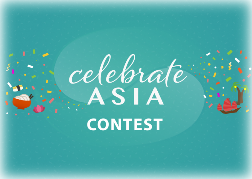 Stand to win USD1,800 travel vouchers in CNA's Celebrate Asia Contest - Alvinology