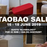 [PROMO CODE INSIDE] Taobao Great Singapore Sale 2019: Up to 50% discount when you Jio-A-Friend and more