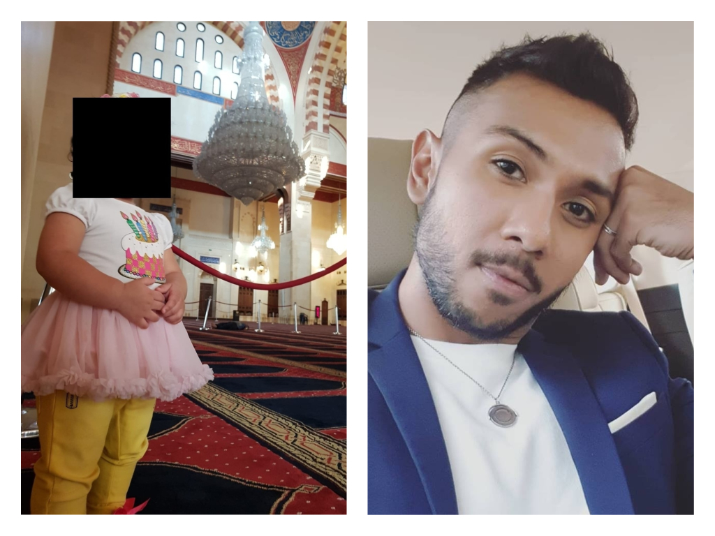 Taufik Batisah's niece was allegedly taken from mum in Lebanon and banned from returning to Singapore - Alvinology