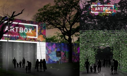 Artbox Singapore 2019 – admission is free to this urban art container event, the largest there is