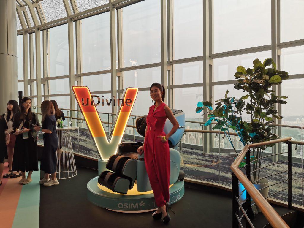 JJ Lin appears at OSIM uDivine V Launch as first local ambassador - Alvinology