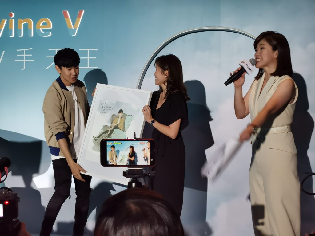 JJ Lin appears at OSIM uDivine V Launch as first local ambassador - Alvinology