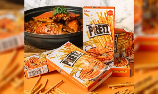 [GIVEAWAY] Watch out for Pretz x JUMBO Seafood new Chilli Crab sticks and Social Media Giveaway, and win S$100 worth of dining vouchers