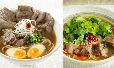 This Beef Bone Ramen is rare and a must-try – now selling at Bugis+