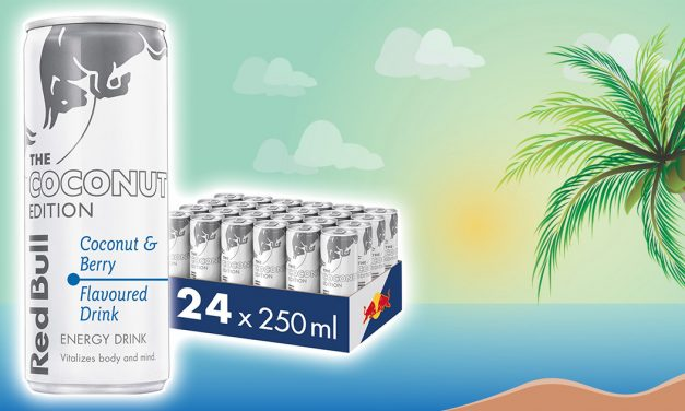 Looking for something new for your taste buds? Try this new Red Bull Coconut flavour