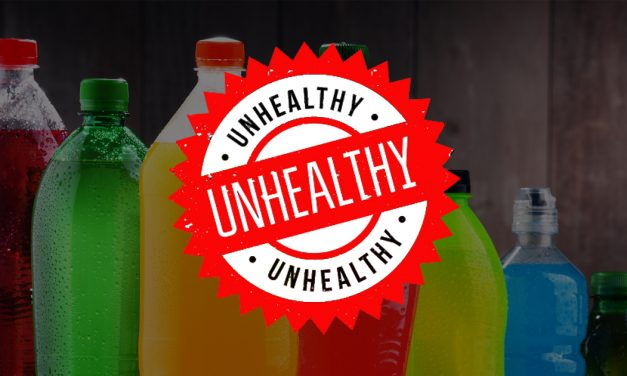 """Total advertising ban on sugary drinks in Singapore; will soon put mandatory """"unhealthy"""" labels on front-packaging"""