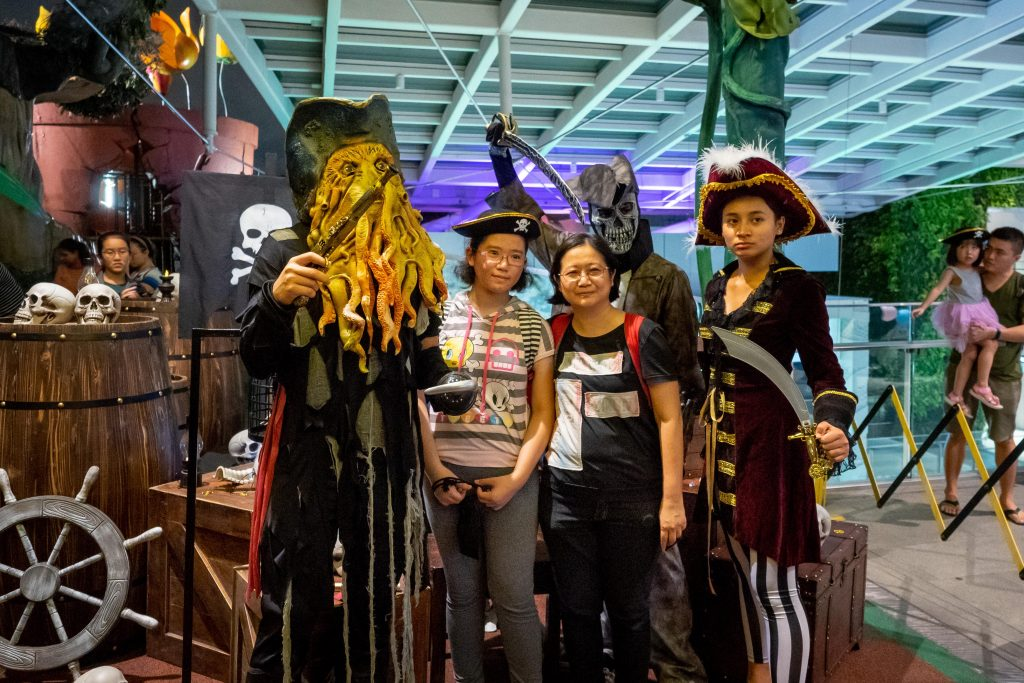 Join the Westgate Wonderland Halloween Party – One ticket allows entry of two persons (1 child and 1 adult) - Alvinology