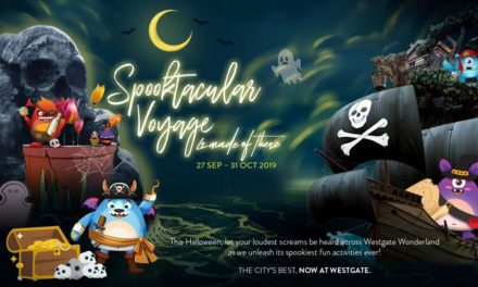 Join the Westgate Wonderland Halloween Party – One ticket allows entry of two persons (1 child and 1 adult)