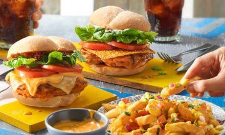 Peri-Peri Chicken with Cheese and 8 new delights arrive in Nando's Singapore's latest menu