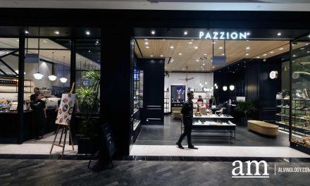 Shoes, Handbags and Food can Go Together – Only at PAZZION Café at JEWEL Changi Airport
