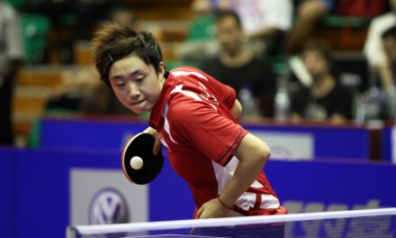 Feng Tianwei thrashes table tennis world no. 1 Chen Meng in 31 minutes