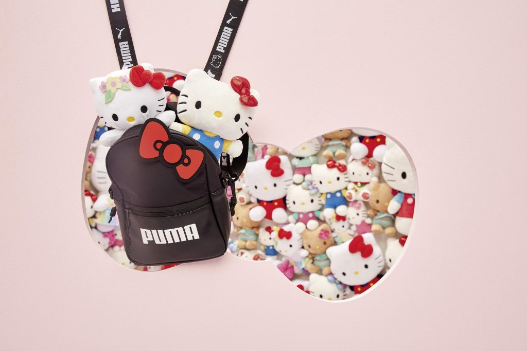 When fierce and cute collide – you'll love this PUMA x HELLO KITTY collection, every SGD100 spent will let you win cute prizes - Alvinology