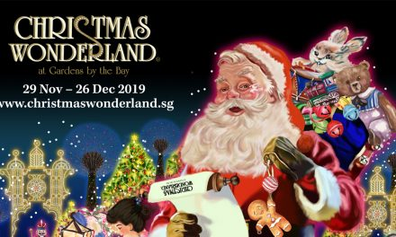 [EARLY BIRD PROMO] This year's Christmas Wonderland at Gardens by the Bay features twice the joy for only $6 admission if you buy early