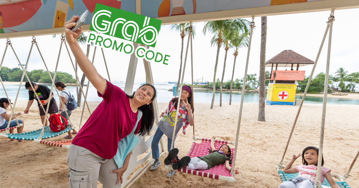 [PROMO CODE INSIDE] Use this Grab code to see the Sentosa Island Lights and save $6