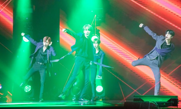 AB6IX and line-up of Asian celebrities dazzle at StarHub Night of Stars 2019