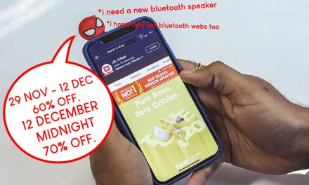 JBL smashes record on Shopee 11.11 Big Sale, and more promotions coming up this 12.12 Birthday Sale – up to 70% OFF