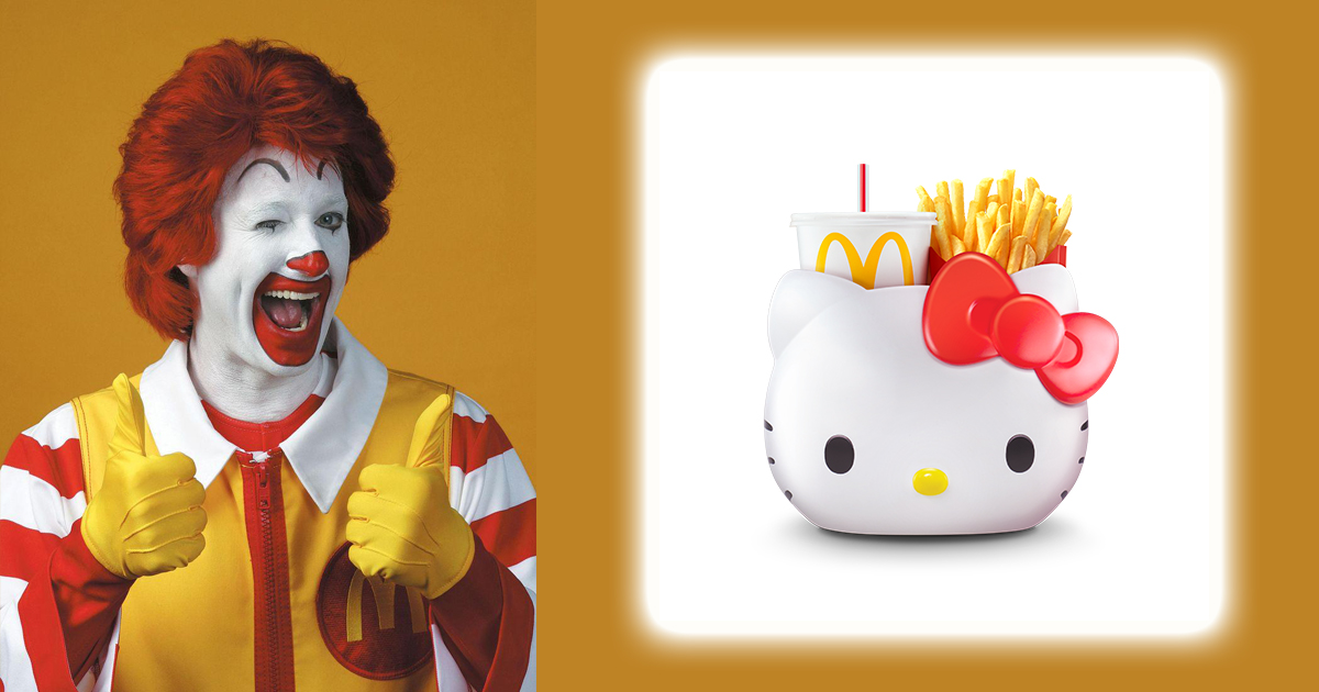 Get your hands on McDonald's new Hello Kitty Carrier, available first in Singapore! - Alvinology