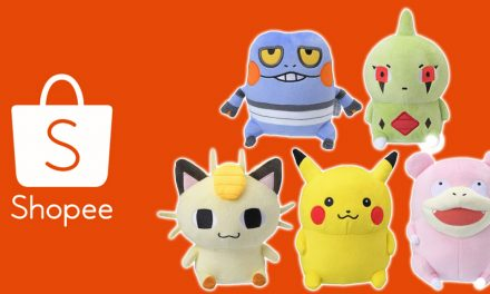 Already sold out in Japan, but you can still find these 24-Hour Pokémon Chu plushies on Shopee! Catch 'em all now!