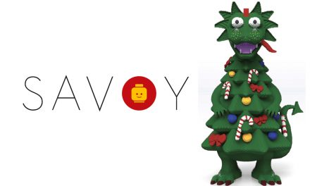 Savoy x LEGO – Savoy to reimagine its Christmas décor using LEGO bricks to support LEGO's Build to Give programme