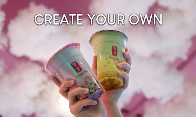 "The Bubble Tea Factory is extended till 18 January 2020, you can now create your ""flavourite"" bubble tea DIY"