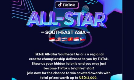 TikTok invites all Singaporeans to join the 'All-Star Southeast Asia 2019' Talent Search Contest and win $1,000!