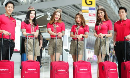"Vietjet again snatches the ""Best Ultra Low-Cost Airline"" Award for three consecutive years now"