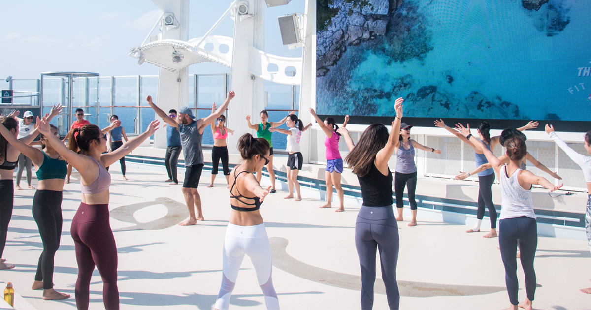 Get on-board this 3D2N cruise for only S$325 and get access to group fitness classes, five-star accommodation, free meals, and S$210 rebate in F&B credits - Alvinology