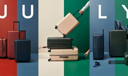 Travelling soon? Here are the perfect suitcases for you that pack a punch