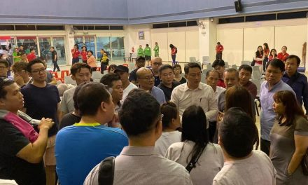 Lam Pin Min blasts Goh Seng Meng for politicizing PMD user closed-door meeting